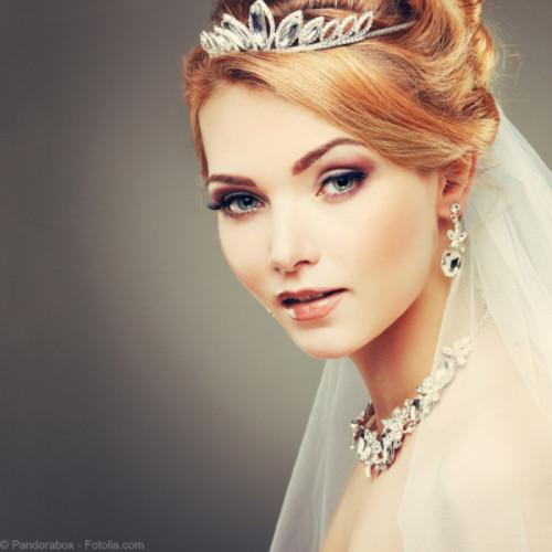 Schmuck für die Braut